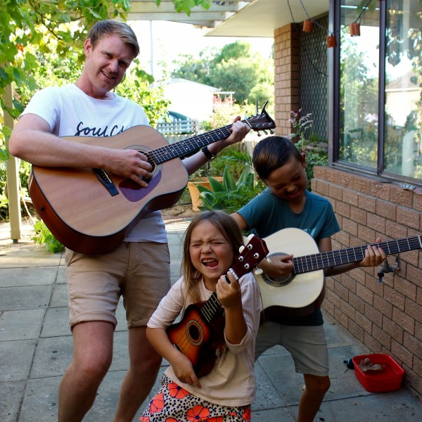 Guitar Lessons at home