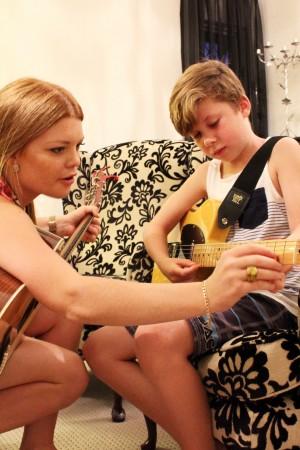 Home Visit Music Lesson